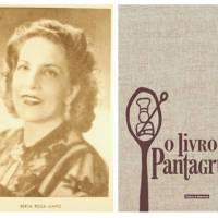 Bolo pantagruélico.... uma homenagem à 75 edição de O Livro de Pantagruel