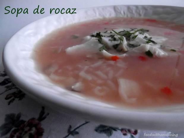 Sopa de rocaz_foodwithameaning