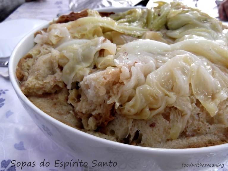 Sopas do Espírito Santo