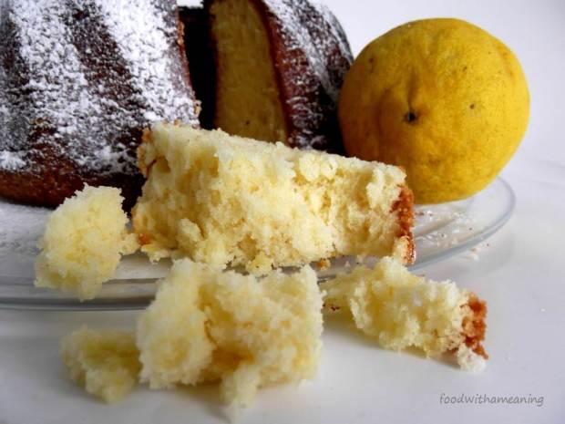 bundt cake de limão_foodwithameaning