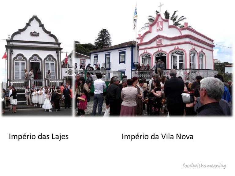 Festas do Espírito Santo na ilha Terceira