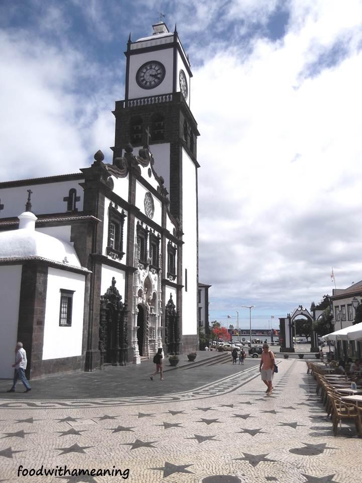 Igreja Matriz de Ponta Delgada
