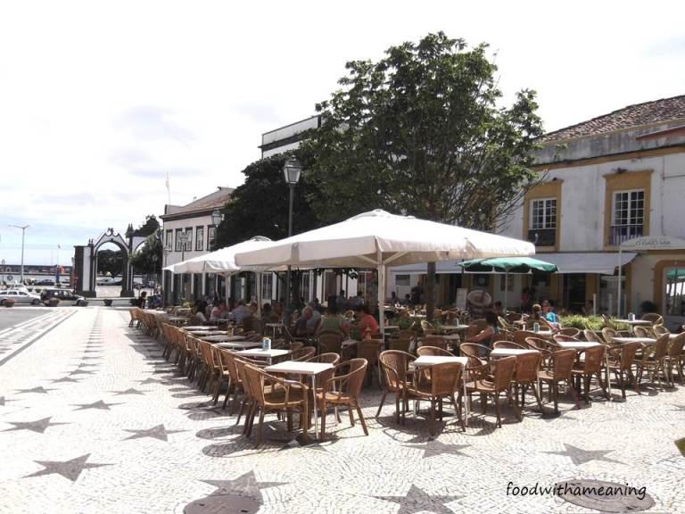 Gelataria  e café Central