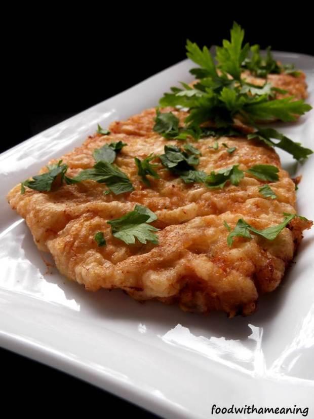 filetes de peixe-porco