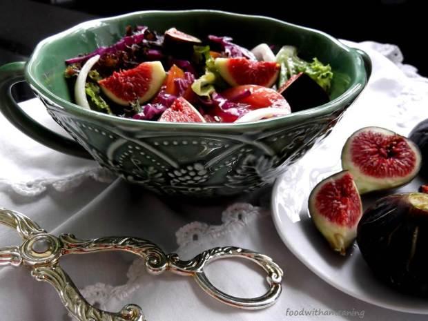 salada com figos_foodwithameaning