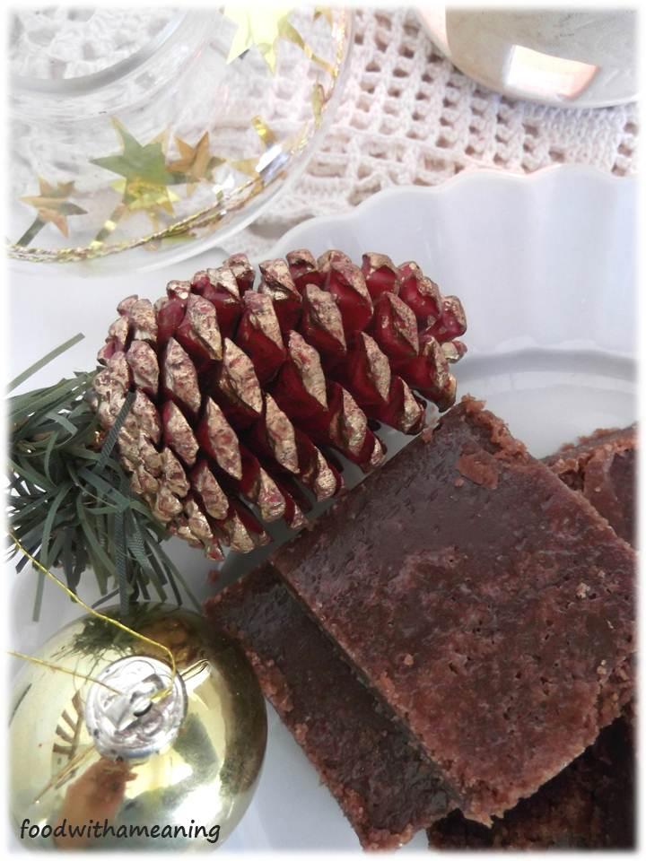 caramelos de chocolate