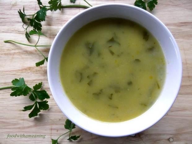 sopa de salsa
