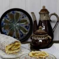 Torta de Limão e Côco