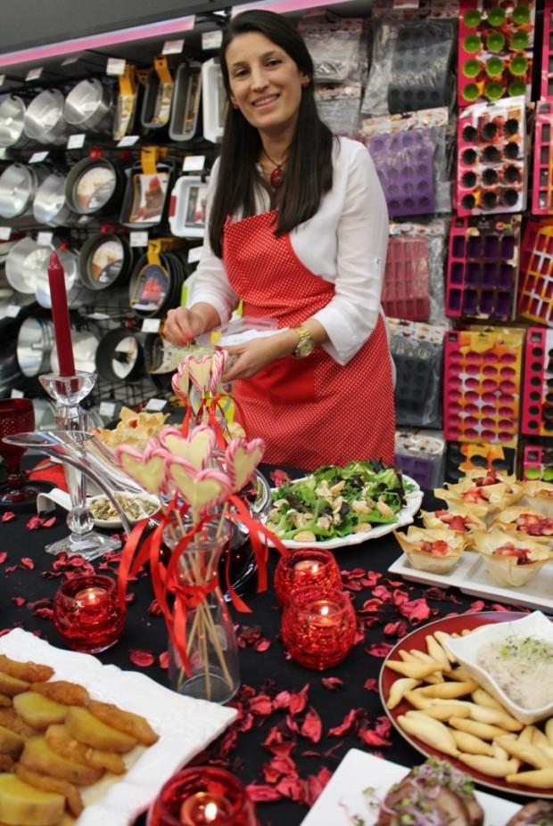 food blogger Patrícia Cheio