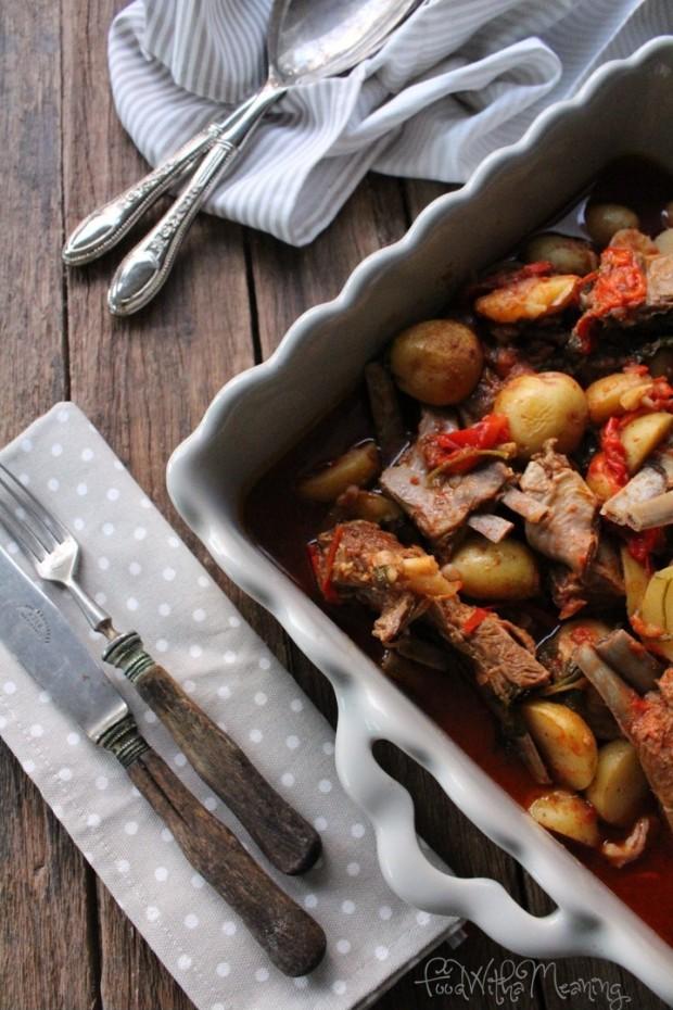 borrego estufado com batatas_foodwithameaning