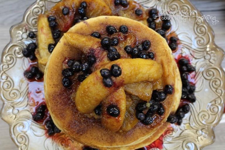 bolo de panquecas