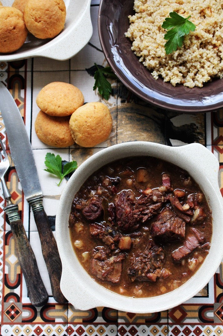 alcatra e quinoa_foodwithameaning