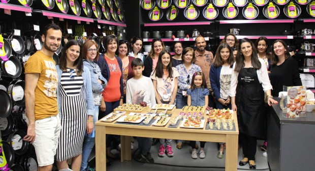 workshop Fingerfood Montijo