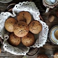 Queques de Caramelo e Frutos Secos
