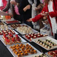 Showcooking sobre Snacks Saudáveis para Diabéticos e Hipertensos....e bolo de beterraba