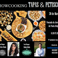 Showcooking Tapas & Petiscos...Ilha de São Miguel