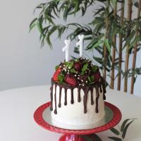 Sweet 11. O bolo da princesa.