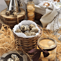 Conserva de Ovos de Codorniz