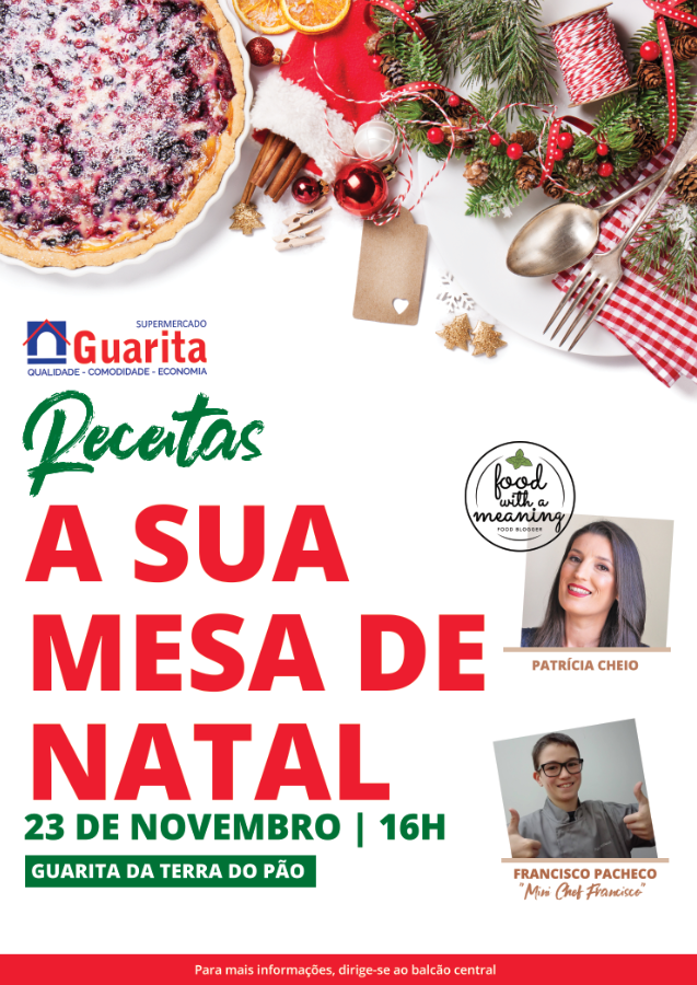 cartaz Guarita