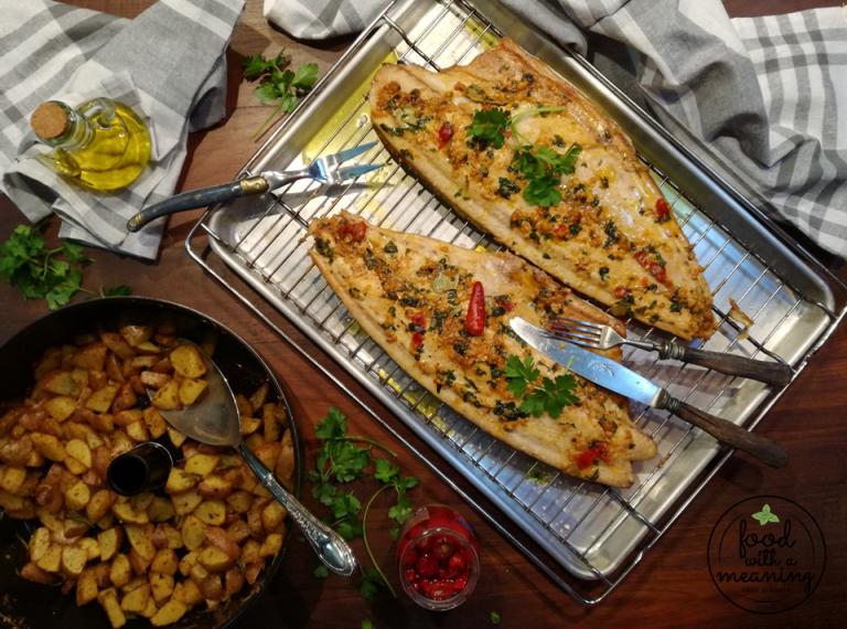 Dourado na grelha_food with a meaning