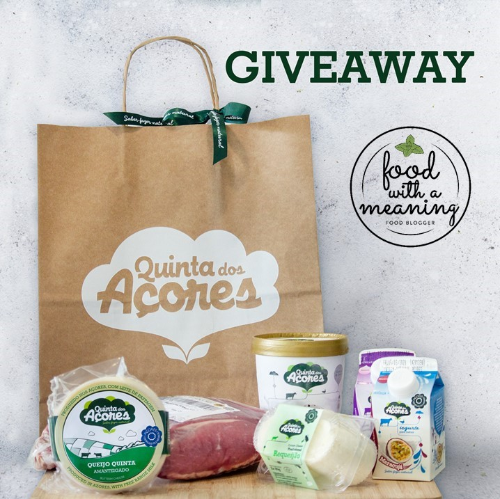 Giveaway Quinta dos Açores_Foodwithameaning