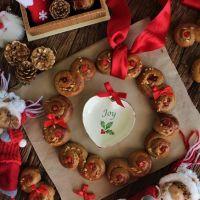 Coroa de esses...Que comece o Natal!